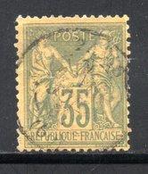 BEAU YT 93 SAGE N/U - 1ER CHOIX - AUCUN DEFAUT COTE 50 € - 1876-1898 Sage (Tipo II)