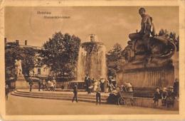 Breslau, Wrocław – Bismarckbrunnen, 1919 - Schlesien