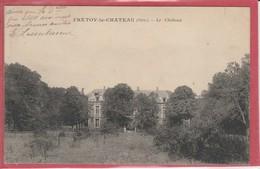 Frétoy-Le-Château..(Oise)...Le Château ..ED..Legrand - Guiscard