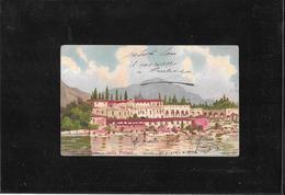 Lago Di Garda Isola Ferrari 1904 (ref C49) - Altre Città