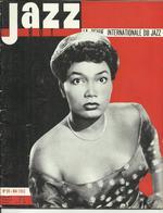 LA REVUE INTERNATIONALE DU JAZZ JAZZ HOT  COUVERTURE PEARL BAILEY MAI 1955 N°99 - Music