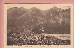 OLD POSTCARD SWITZERLAND - SCHWEIZ - SUISSE -   -  LOECHE-VILLE  1919 - VS Valais