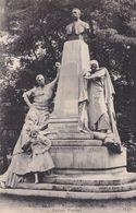 Paris Ludovic Trarieux Statue Square Antique French Postcard - Frankrijk