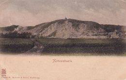 Rittersturz Antique German 1902 Postcard - Alemania