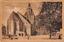 Landsberg Warthe, Gorzów Wielkopolski – Marienkirche, 1919 - Schlesien