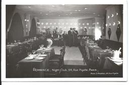 CABARET - ROMANCE - NIGHT-CLUB - Pigalle PARIS - Photo D. Rousse - Cabarets