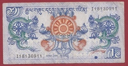 Bhoutan 1 Ngultrum  2006 Dans L 'état - Bhoutan