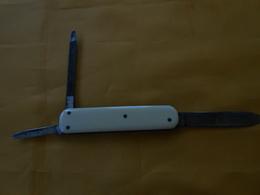 Couteau Ancien Lime à Ongles - Cuchillos