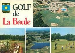 Cpsm   -  Saint André  Des Eaux -  Le Golf De La Baule       V1515 - France