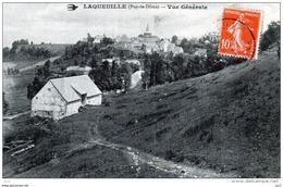 63 - LAQUEUILLE - Vue Générale - Autres Communes