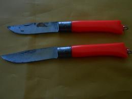 Couteau - 2 Couteaux Imitation Opinel Enfant ? - Knives