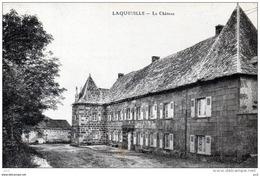 63 - LAQUEUILLE - Le Chateau - Autres Communes