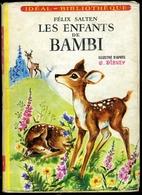 Les Enfants De Bambi - Bücher, Zeitschriften, Comics