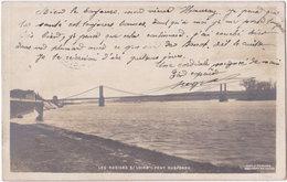 49. LES ROSIERS-SUR-LOIRE. Pont Suspendu - France