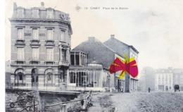 CINEY - Place De La Station - Ciney