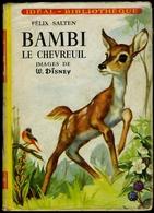 BAMBI Le Chevreuil - Bücher, Zeitschriften, Comics