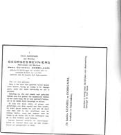 G.REYNIERS °GENTBRUGGE 1887 +GENT 1961 (M.DOBBELAERE) - Devotion Images