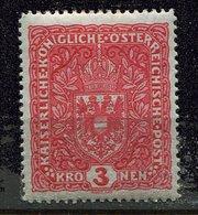 Autriche N° 159 Ch - 1850-1918 Empire