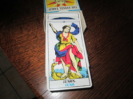 JEU DE CARTES TAROT D EPINAL ( 78 CARTES) - Other Collections