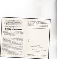 C.DOBBELAERE °OOSTKERKE 1881 +DAMME 1958 (M.BRAET) - Devotion Images