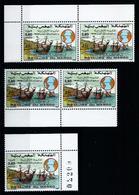 Marruecos Nº 1130 (5 Sellos)** Cat.10,50€ - Marruecos (1956-...)