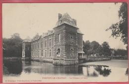 Frétoy-Le-Château..(Oise)...Le Château  ( 2° Vue ) ..ED. G . Compiègne - Guiscard