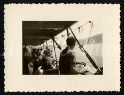 Photo Ancien / Foto / Šibenik / Croatia / Croatie / Photo Size: 6.40 X 8.40 Cm. / Ship / Navire - Barcos