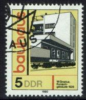 DDR 1980, Mi Nr 2508, Gef.gestempelt - [6] Democratic Republic