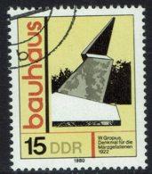 DDR 1980, Mi Nr 2510, Gef.gestempelt - DDR