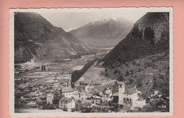 OLD POSTCARD - SWITZERLAND - SCHWEIZ - SUISSE -   VISP 1937 - VS Valais