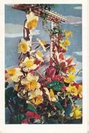 Calendrier Année 1959  : Fleurs - Calendari