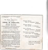 A.DE DOBBELAERE °ASSENEDE 1871 +BOEKHOUTE 1944 (P.RYCKAERT) - Devotion Images