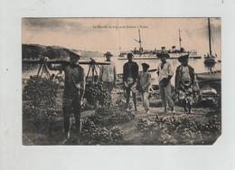 Le Marché De Féis Et Le Catinat à Tahiti - Tahiti
