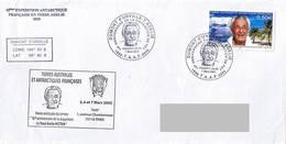 TAAF - 55ème Expédition Terre Adélie - Enveloppe 1er Jour Paul Emile Victor - Brieven En Documenten