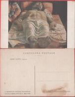 Anno Santo 1933-34. A Beneficio Piccoli Derelitti P. Beccaro. Non Viaggiata. Originale D'epoca. - Cristianesimo