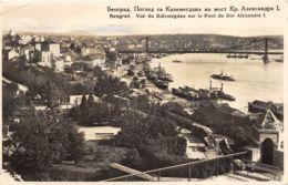 Beograd - Vue Du Kalemegdan Sur Le Pont Du Roi Alexandre I - Serbie