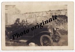 Photo Originale - Autos Voitures Automobiles Cars - Voiture Tacot Oldtimer à Identifier - Automobiles