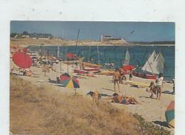 Arzon (56) : La Plage De Port Navalo Au Niveau De L'école De Voile En 1980 (animé) GF.. - Arzon