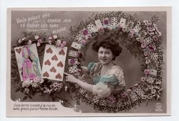 - CPA CARTES A JOUER - Série SIP 8006 - - Playing Cards
