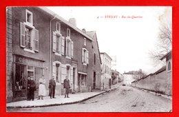 55. Stenay. Rue Du Quartier. Magasin Gérardin - Stenay