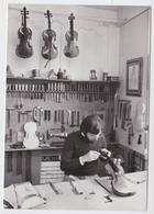 MIRECOURT - Facteur De Violons Août 1980 - Instrument De Musique Violon - Mirecourt
