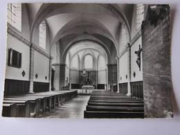 CPSM - VAUVILLERS - Intérieur De L' Eglise - Autres Communes