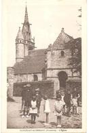 Dépt 29 - PLOUÉGAT-GUÉRAND - L'Église - (Collection N.-L.) - Plouégat-Guerrand - France