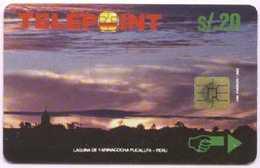 PERU :  Laguna 2 USED DUMPING - Peru