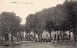CHAURIAT BOULEVARD DE CEYSSAT - Francia