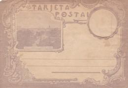SOBRE PARA ENVIO DE TARJETA POSTAL, CIRCA 1900's ARGENTINA. ENVELOPE TO SEND POSTALCARDS. ROMANTIC ROMANTIQUE -LILHU - Matériel