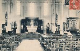 Lille Pl Les Bois Blancs Interieur De L'Eglise Rare TBE - Lille