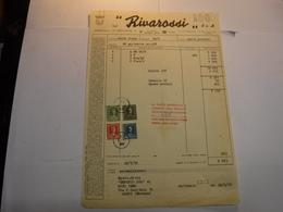 COMO  -  GIOCATTOLI  --- RIVAROSSI   S.P.A.  --   TRENINI ELETTRICI - Italia
