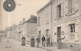 77 - Carte Postale Ancienne De    ETREPILLY   La Poste - Altri Comuni