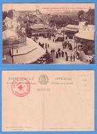 CARTE POSTALE ANCIENNE DE ROUBAIX - EXPOSITION 1911 - LUNAPARK LES MANÈGES - Roubaix
